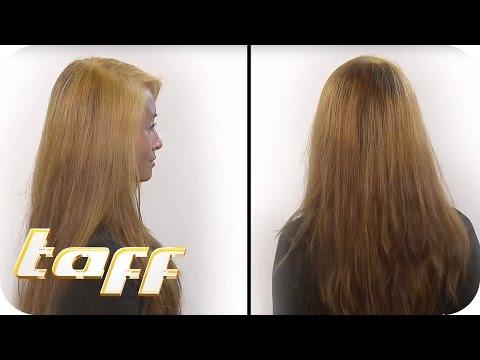 Do-it-Yourself: Blonde Haare   taff   ProSieben