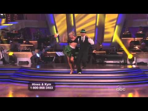 Hines Ward & Kym Johnson Dancing with the Stars Instant Jive