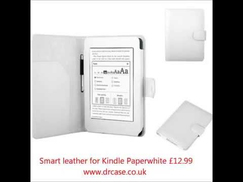 Smart Leather Case Cover For New Amazon Kindle Paperwhite