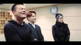 [GOT7]JYP한테 고백하는 갓세븐ㅋㅋㅋㅋ