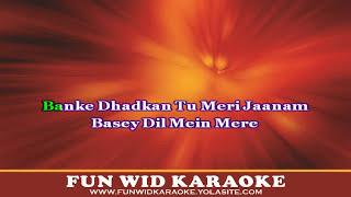 Tera Mera Pyaar Sanam Karaoke | Bombay Vikings & Falguni Pathak | Universal Music