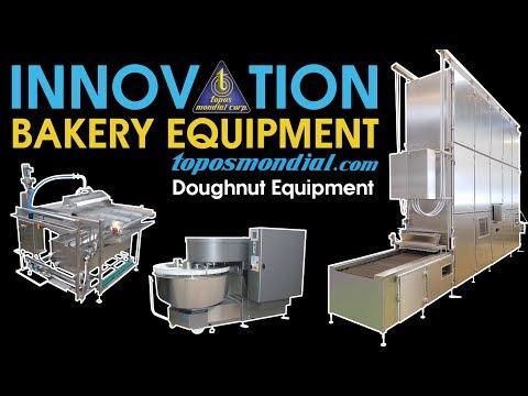 Topos Doughnut Equipment