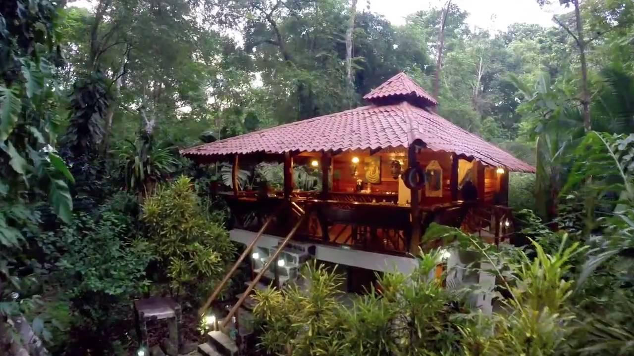 Hoteles En Manzanillo Costa Rica