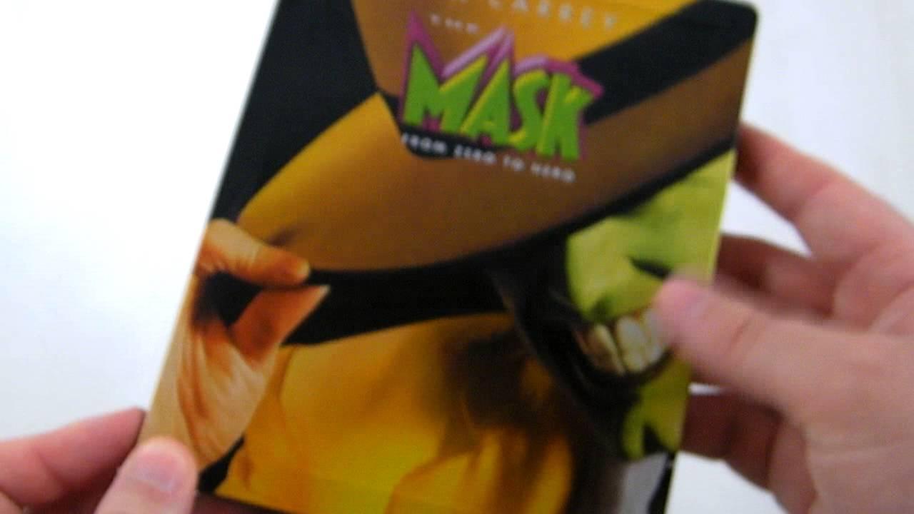 Animal instincts dvd zavvi com - The Mask Blu Ray Steelbook Zavvi Exclusive Unboxing