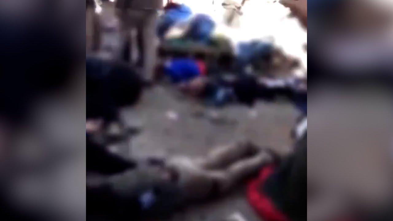 اللحظات الا?ولى للتفجيرين الانتحاريين في بغداد  - نشر قبل 4 ساعة