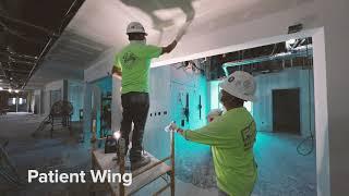 Critical Care Building Update | Cincinnati Children's