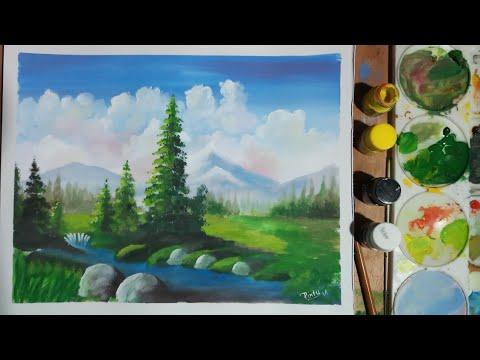 psartgallery painting landscape