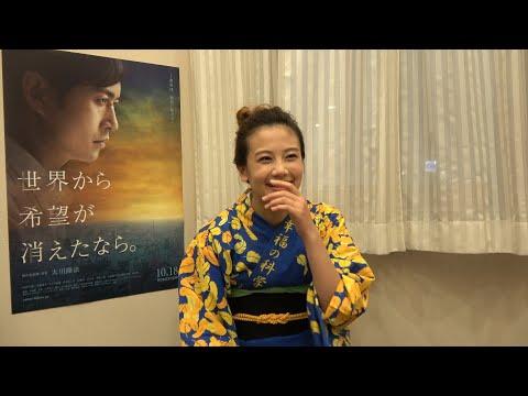 2019阿波踊り千眼美子さんインタビュー