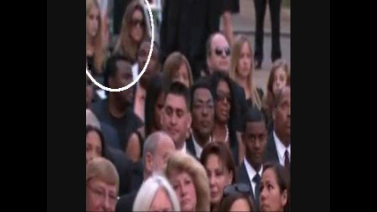 Michael Jackson funeral: Lisa Marie's moment alone by his casket ...