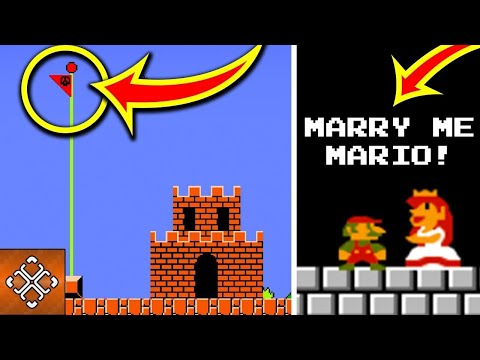 8 RARE Alternative Endings In Nintendo Video Games
