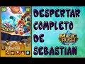 MAGIC RUSH : DESPERTAR COMPLETO DE SEBASTIAN