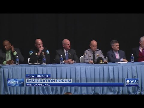 UNC Chapel Hill hosts forum on Trump immigration order