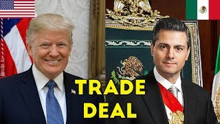 The US Mexico Trade Deal EXPLAINED
