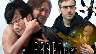 DEATH STRANDING - Cимулятор курьера