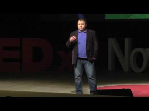 As our satellite feed humanity? | Michael Kokorich | TEDxNovosibirsk