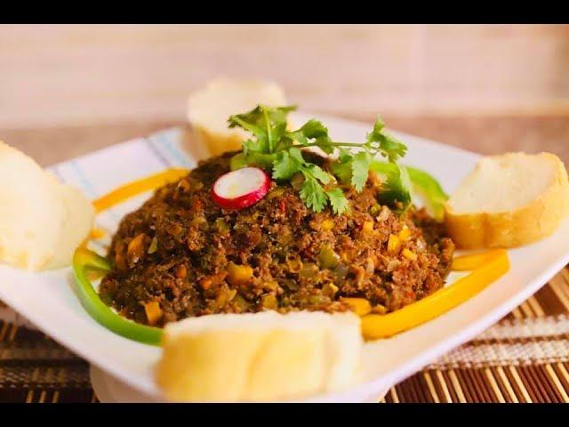 Kòman chiktay aransò fèt - Resèt ayisyen by #ChefGaspard