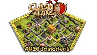 Let's play Clash Of Clans #020 - Sommerloch bla [Deutsch / German][LP iOS IPhone]