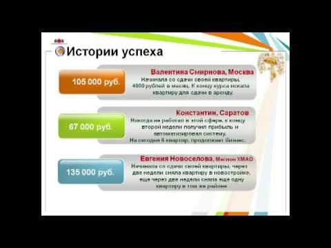 видео: Бизнес на посуточной аренде - риски. Светлана Рукосуева.