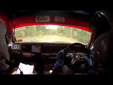 2015 Alpine Rally of East Gippsland: SS17 Whittenbury/Rudham