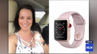 Chris Watt's apple 3 watch collected data/also expert says 'trace DNA' found on daughters' bodies