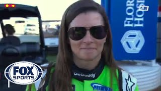 Danica Patrick continues to inspire after final NASCAR race | MORE THAN A GAME | FOX SPORTS