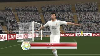 PES 2014 Real Madrid VS Chelsea GAMEPLAY HD