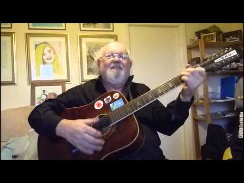 12-string Guitar: Turkey In The Straw (Including lyrics and chords)
