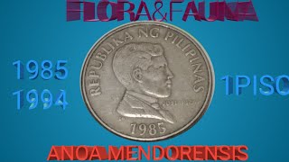 1985 1988 1990 1991 1994 1993 Antique 1piso Jose Rizal Small & Large Coin (For Sale 09075288080)