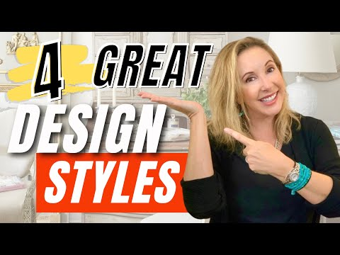 THE WORLD'S GREATEST INTERIOR DESIGN STYLES (and how to get the look!)