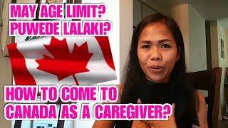 HOW TO COME TO CANADA AS A CAREGIVER? ❤ Raquel Narraway ❤
