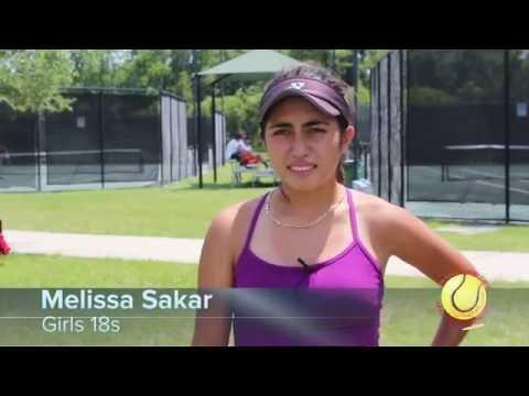 2016 Junior State Championships: Melissa Sakar Girls 18s