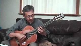 Niem Khuc Cuoi - Ngo Thuy Mien - Solo guitar