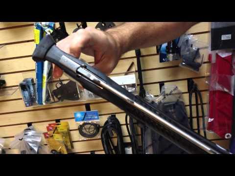 Pathos Laser Open Carbon Pro Speargun Railgun Review