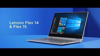 Lenovo Flex 14 2-in-1 Convertible Laptop, 14 Inch FHD Touchscreen Display, AMD Ryzen 5 3500U