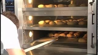 NETTUNO - gas or diesel oil deck oven - forno a piani a gas o gasolio