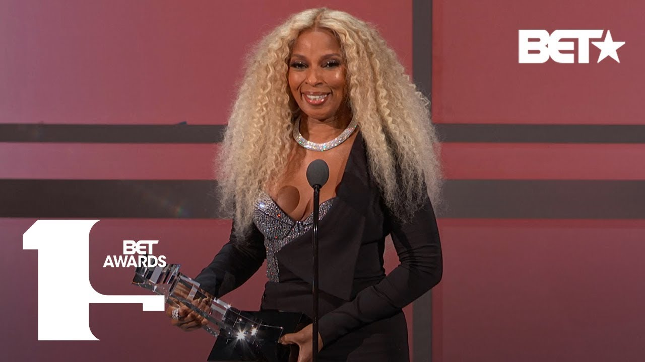 Mary j blige on bet awards is online sports betting legal in new jersey