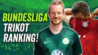 Das große Bundesliga Kit Ranking der Heim-Trikots Saison 2018/19! Onefootball