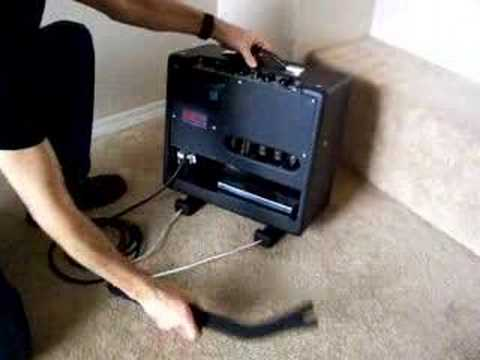 Layed Back guitar amp stand  YouTube