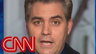 Jim Acosta: This is a campaign promise emergency for Trump