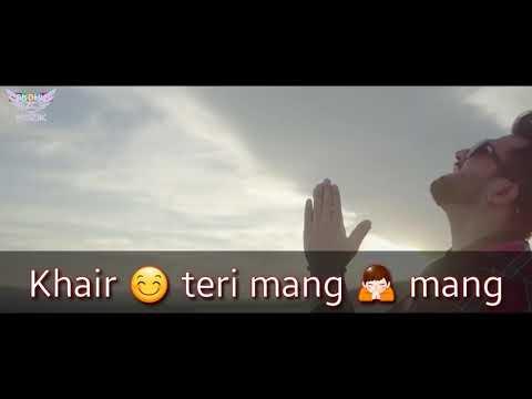 Yaar Mila De | Falak shabir | Lyrics Whatsapp Status Video