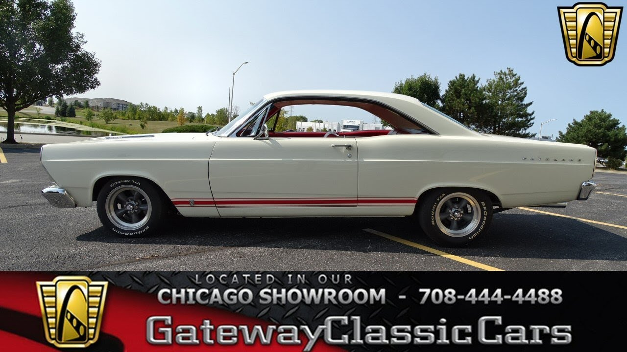 1966 ford fairlane gta gateway classic cars chicago 1280