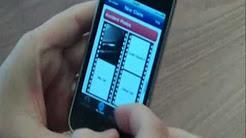 AXAdent: The motor claims iPhone application from AXA