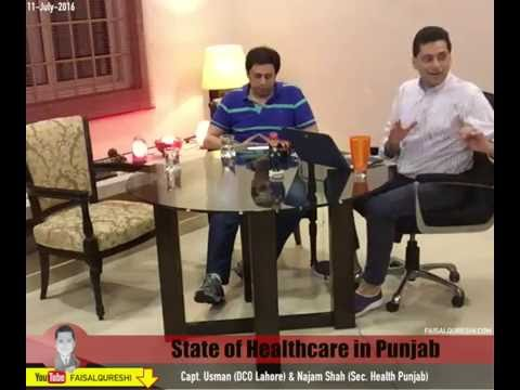 Punjab Health Sector Failures and Developments