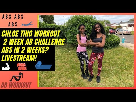 get-abs-in-2-weeks?-|-chloe-ting-challenge-|-live-abs-workout-|-day-13