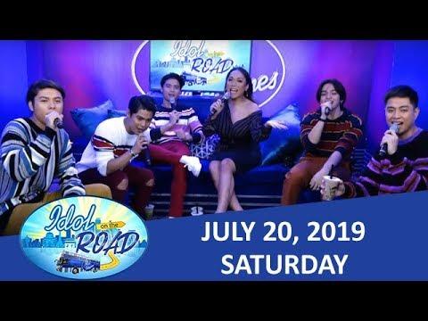 Idol On The Road with KaladKaren and BoybandPH  July 20 2019