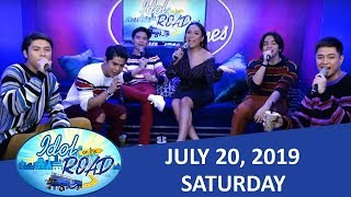 Idol On The Road with KaladKaren and BoybandPH | July 20, 2019