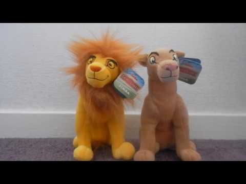 The Lion Guard Just Play Adult Simba And Nala Plush Review