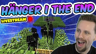 MINECRAFT LETS PLAY - HÄNGER I THE END & NETHER