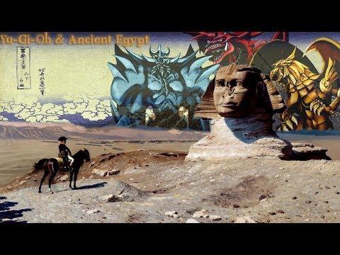 Yu-Gi-Oh & Ancient Egypt | Influence Influenza