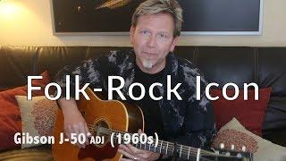 GIBSON J-50 - Folk-Rock Icon - Guitar Discoveries #1